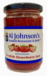 Al Johnson's Swedish Strawberry Jam