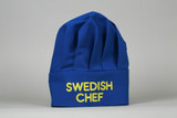 Swedish Chef Hat (blue)