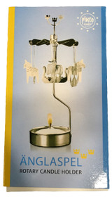 Sweden Rotary Candle Holder