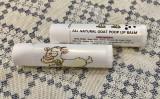 Goat Poop Lip Balm