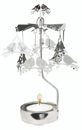 Bullfinch Rotary Candle Holder