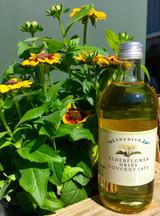 Swedish Elderflower Syrup