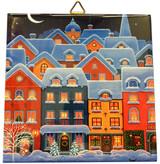 Stockholm Christmas Tile