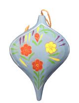 Flower Folk Ornament