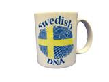 Swedish DNA Coffee Mug