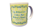 Swedish Love Proverb Coffee Mug