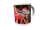 Dalahorse and Tomten Coffee Mug