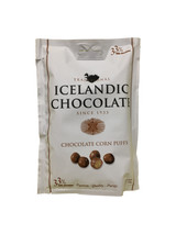 Icelandic Chocolate Corn Puffs