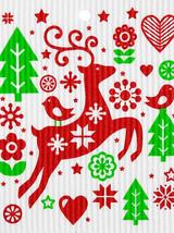Reindeer & Bird