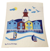 Swedish Harbor Swedish Dishcloth