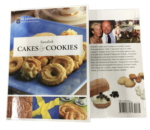 Al Johnson's Swedish Cakes and Cookies Cookbook