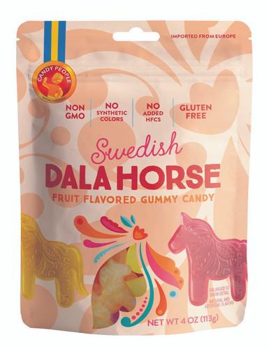 Swedish Dala Horse Candy