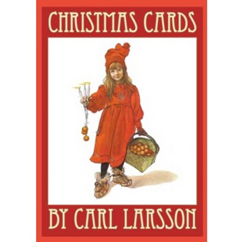 Carl Larson Christmas Cards