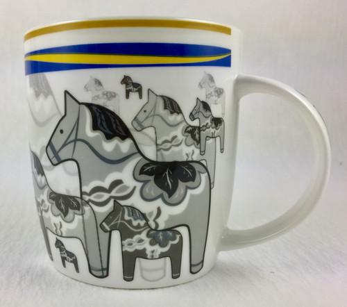 Dalahorse Sweden Mug