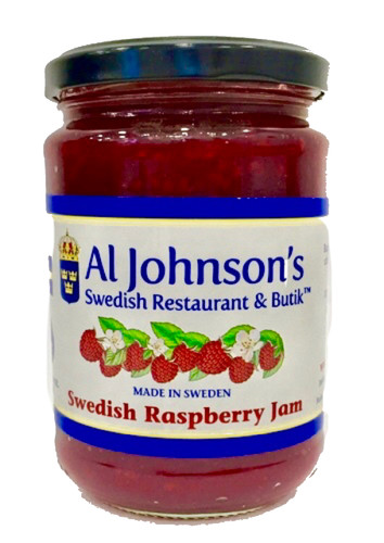 Al Johnson's Swedish Raspberry Jam