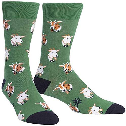 Bow Tie Goat Socks