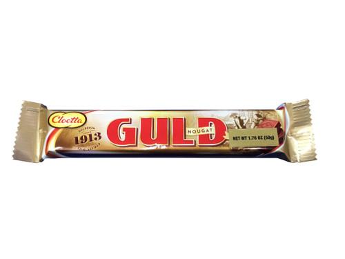 Cloetta Guld Nougat Candy Bar
