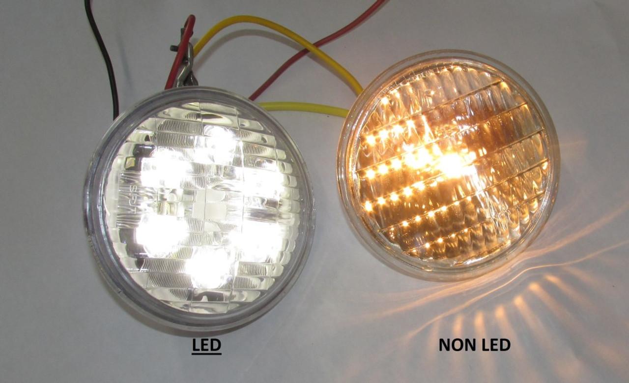 """4 1/2"""" LED Sealed Beam 12V"""