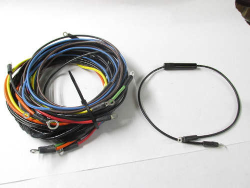 950 Gas Complete Harness