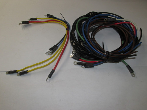 990 Complete Harness