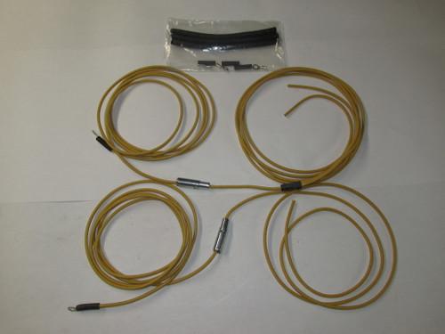 66/77/88 Light harness early 3 light system