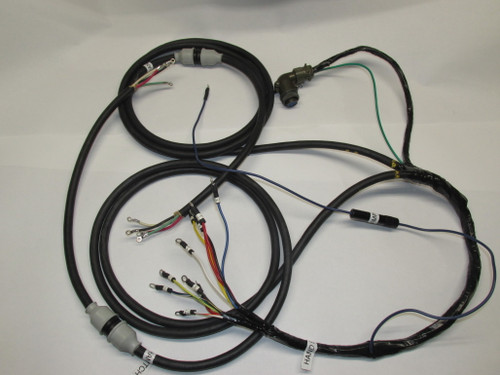 #1 Series Dual Hyd  Hydra-Lectric Harness