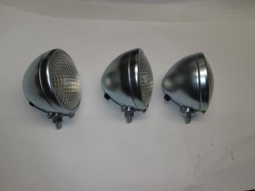 "Set of 3 4 3/4"" Head Lights 12V"