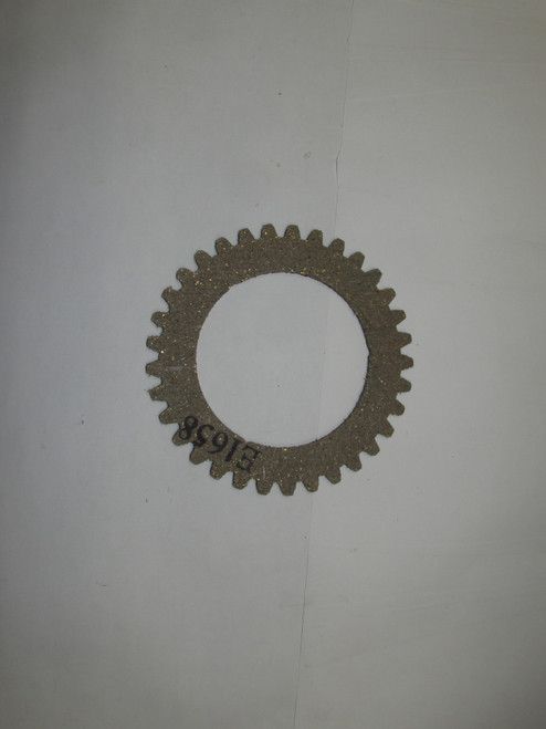 PTO Clutch Fiber Disc Super 55/550