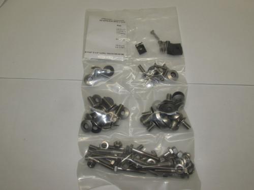 1550-1655 Stainless Steel Bolt Kit