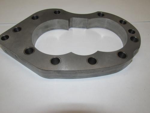 66 Hydraulic Pump Center Plate