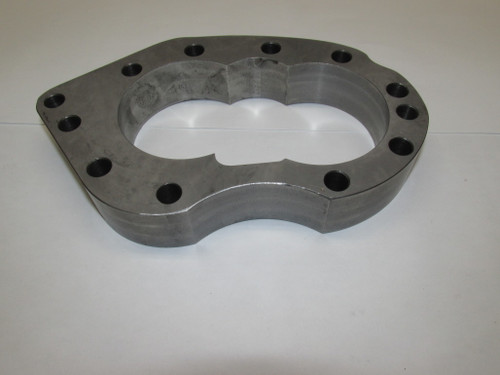 77/88 Hydraulic Center Plate