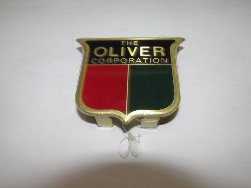 3 Color Brass Tag