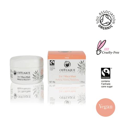 Masque Visage Bio pour tous types de peau