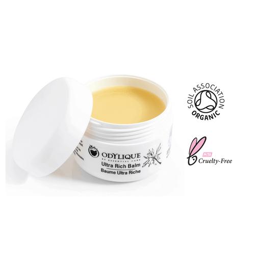 Odylique Baume Ultra Riche pour peau seche ou atopique