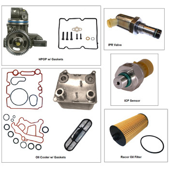 High Pressure Oil Pumps & Diesel Fuel Injection Pumps