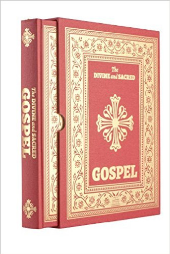 Divine and Sacred Gospel:  Altar Edition