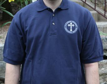 Men's Polo Shirt - Navy