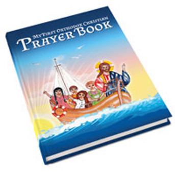 My First Orthodox Christian Prayer Book