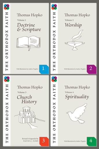 The Orthodox Faith Four Volume Set