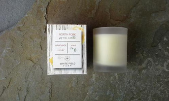 Candle - North Fork, Soy Wax, 7oz