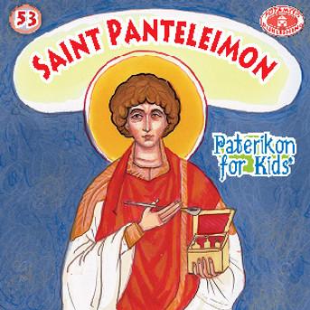 Saint Panteleimon, Paterikon for Kids 53