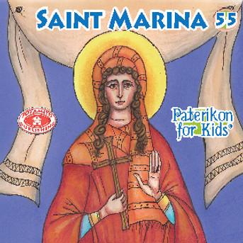 Saint Marina, Paterikon for Kids 55