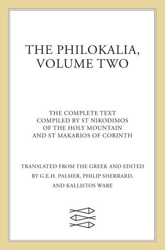 The Philokalia, Volume II