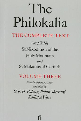 The Philokalia, Volume III