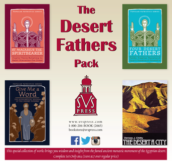 SVS Press Desert Fathers Pack