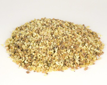 Our Ethiopian Frankincense is blended with granules of real Myrrh resin, for a delightfully warm and earthy scent, with light notes of citrus. This traditional combination has been used in divine worship for millenia.