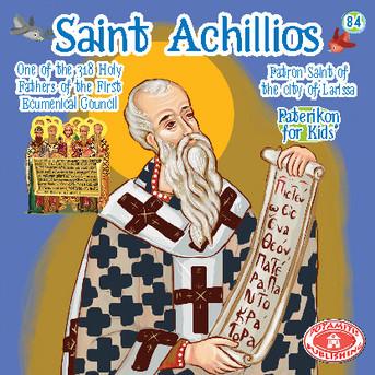 Saint Achillios, Paterikon for Kids 84 (PB-STARPO)