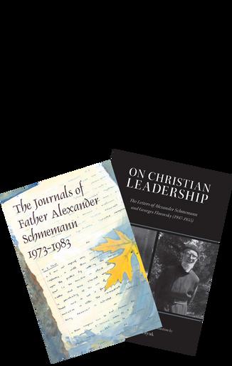 Schmemann Set - Journals and Letters