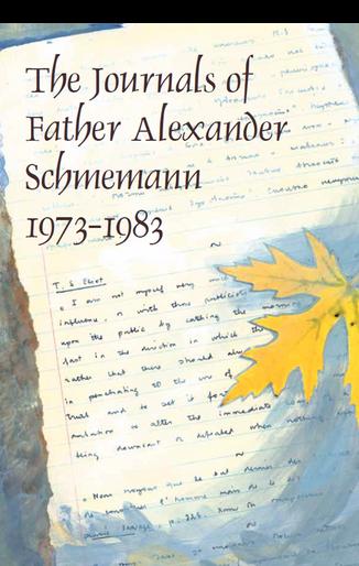 Journals of Father Alexander Schmemann, The
