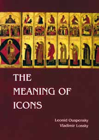 Meaning of Icons, The [paperback]